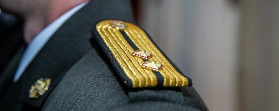 Преподаватель военной комиссии на полигоне Десна сфабриковал документы ради повышения