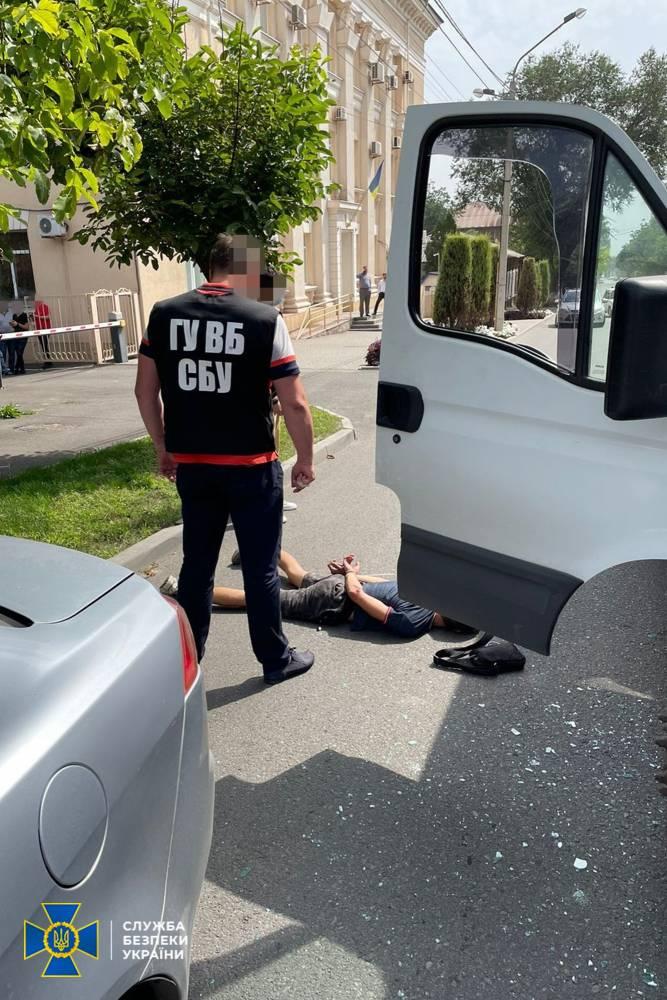 В зоне ООС контрабандисты предлагали офицеру СБУ 5 тысяч долларов