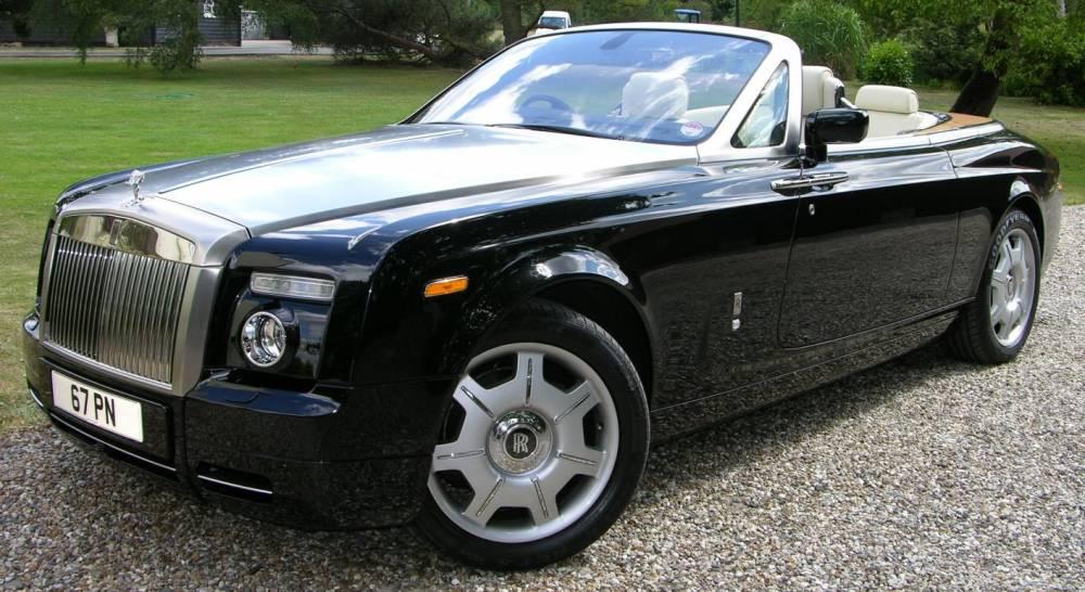 НардепСуркис купил у сожительницы Rolls-Royce за 6,4 млн гривен