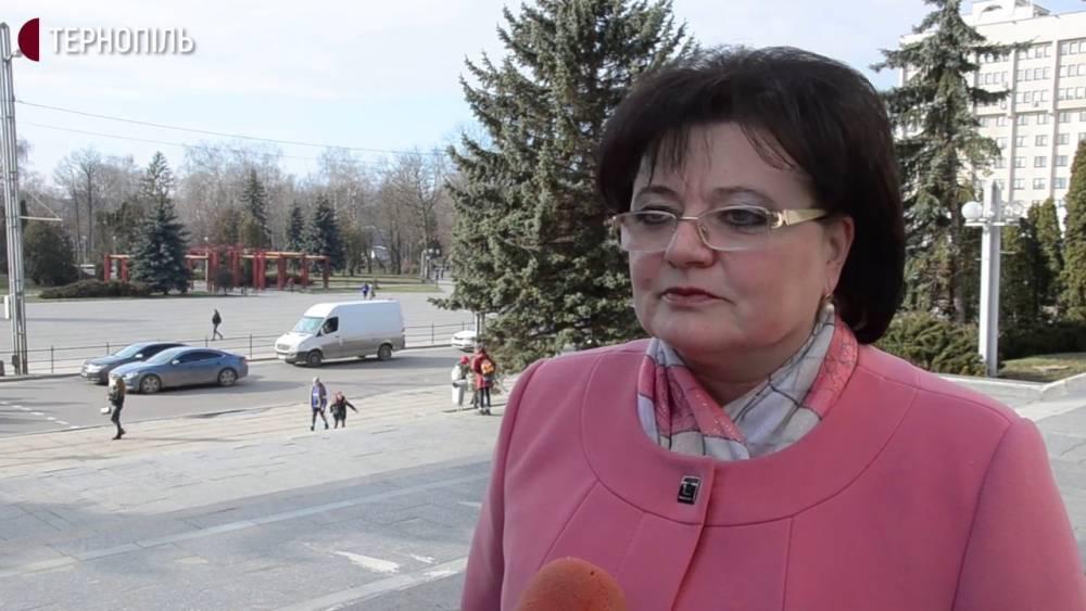 Директор Тернопольского областного центра профилактики болезней купила Audi Q7
