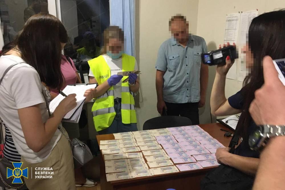 В Луганской области наркоторговец пытался подкупить сотрудника СБУ
