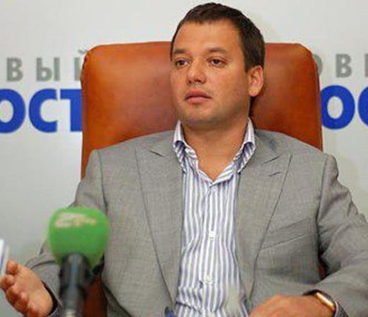 Глава Госэкоинспекции в Днепропетровской области задекларировал базу отдыха