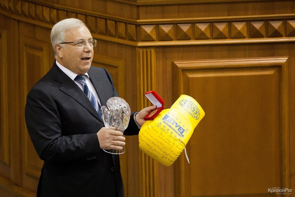 Вилкул-старший будет исполнять обязанности мэра в Кривом Роге