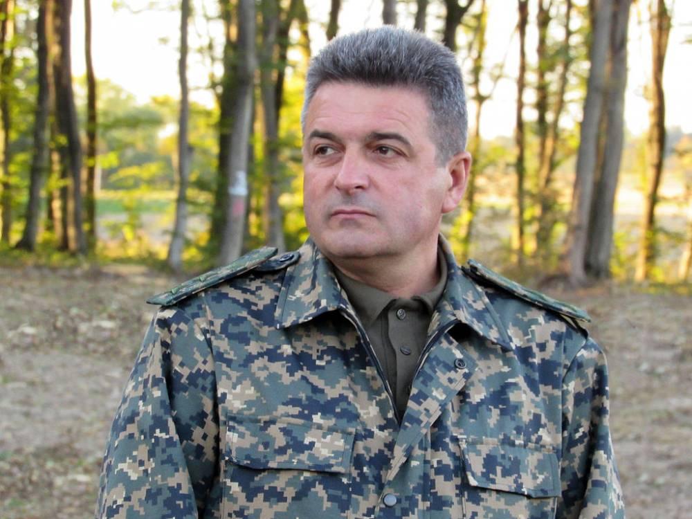 Глава тернопольского лесхоза, подозреваемый в халатности, хранит 1,4 млн гривен наличными