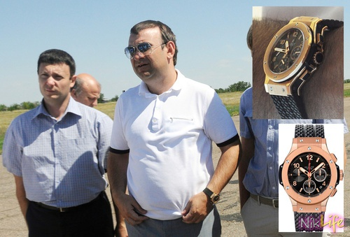 Глава Гоструда в Николаевской области получил в наследство около 2 млн гривен