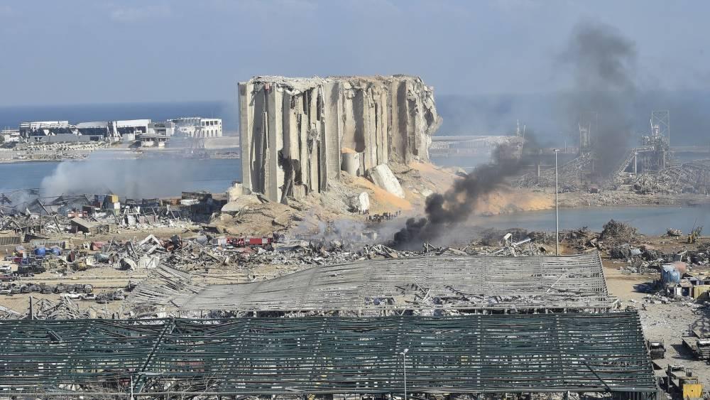 Взорвавшийся в порту Бейрута груз нитрата аммония принадлежал украинскому бизнесмену