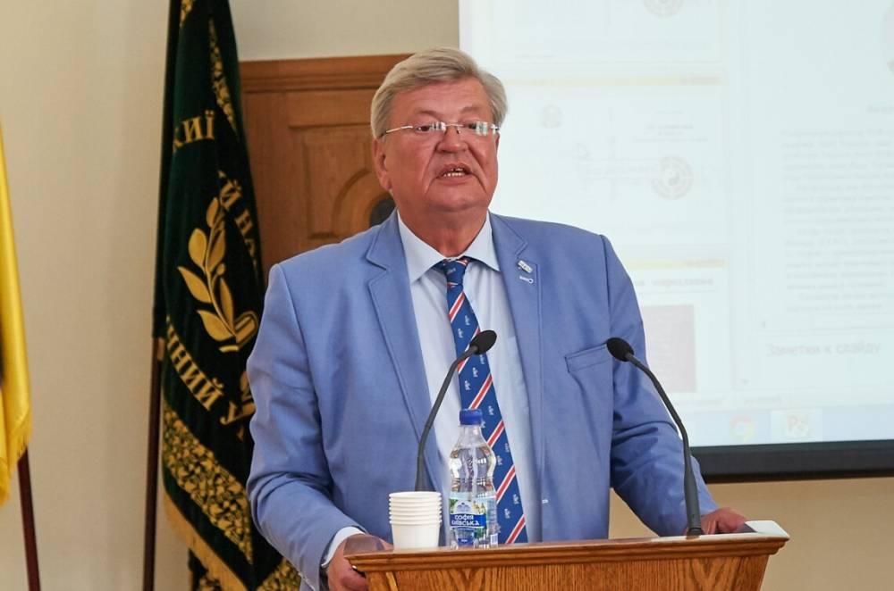 Ректор КНЭУ  Лукьяненко соврал в декларации на 500 тысяч гривен