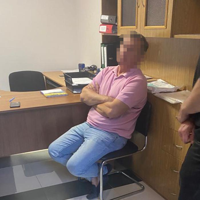 Топ-чиновника Минобороны поймали на взятке в 30 тысяч долларов