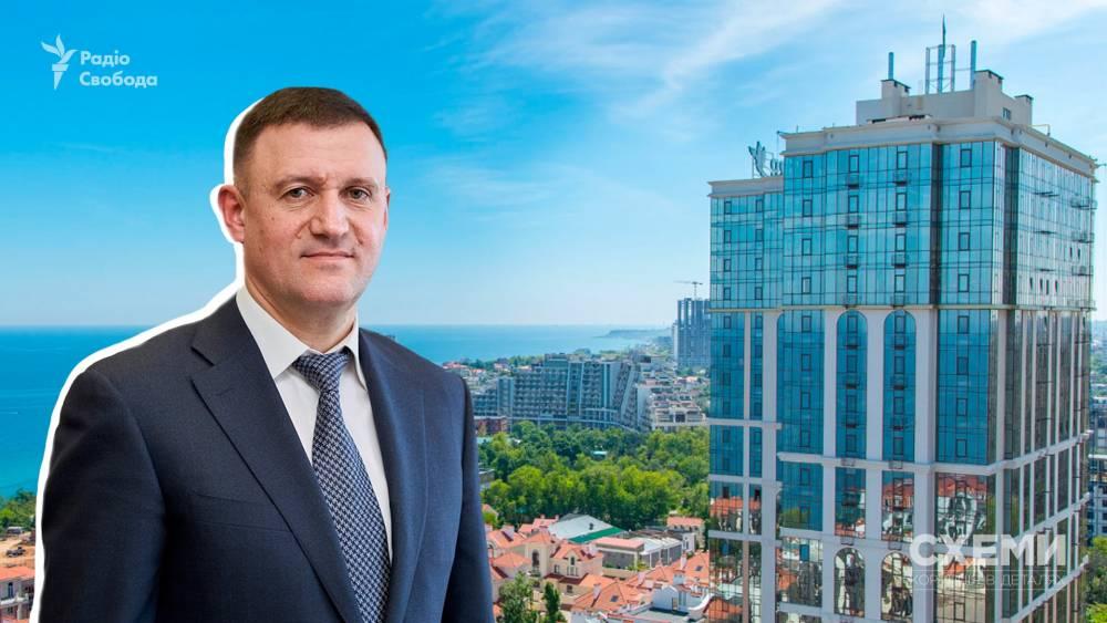 Глава БЭБ купил квартиру в Одессе вдвое дешевле рыночной цены