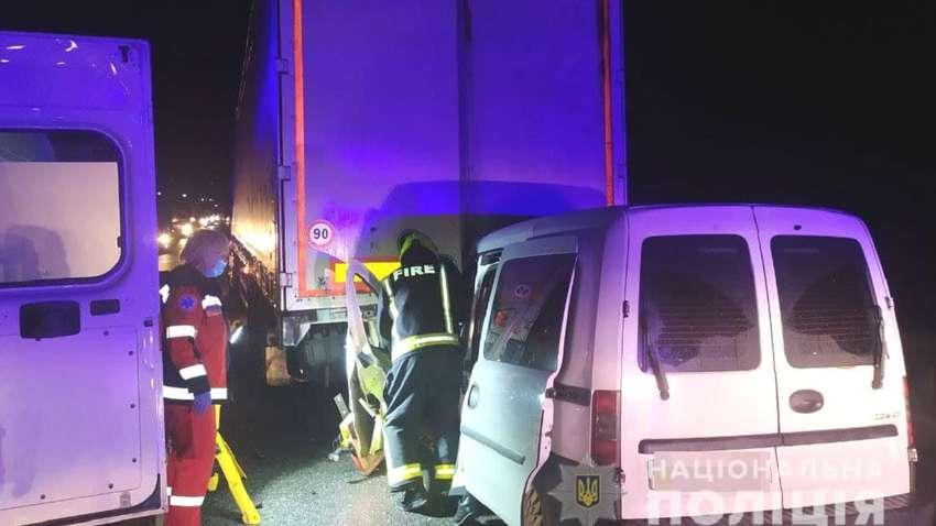 В Ровенской области в аварии погиб участковый офицер
