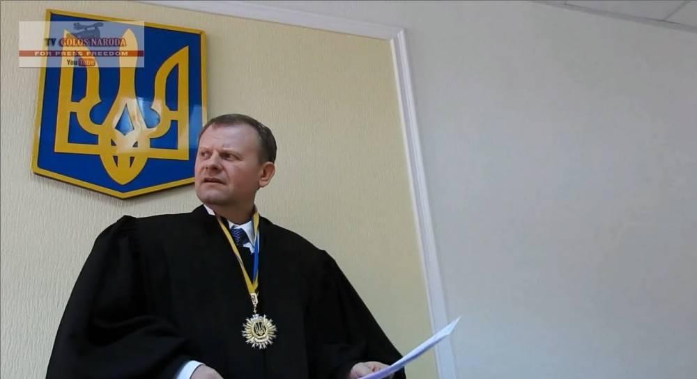 В Киевской области погиб судья