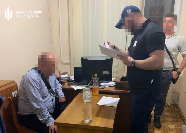 Руководитель станции туристической полиции в Одесской области собирал взятки у предпринимателей
