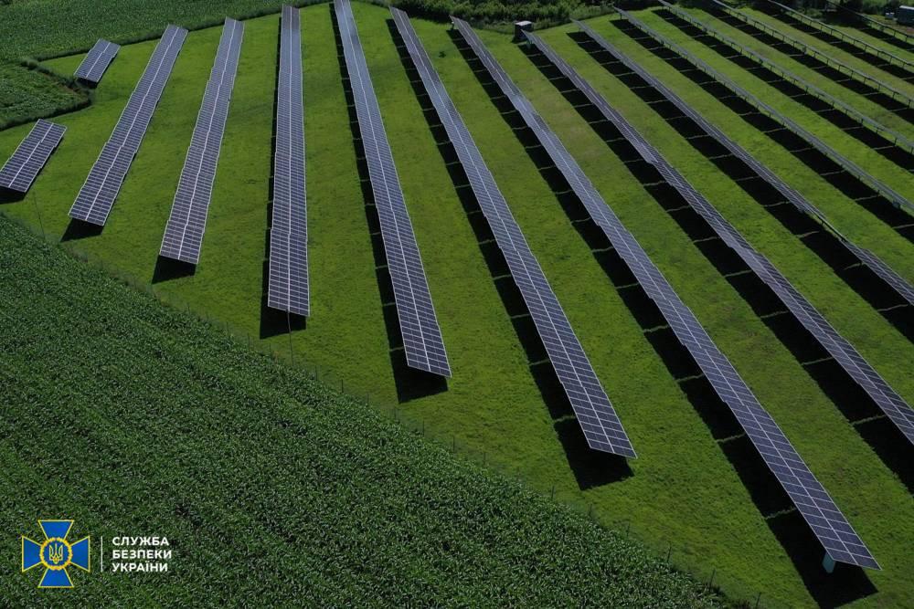 Черкасский бизнесмен провернул аферу с солнечной электростанцией