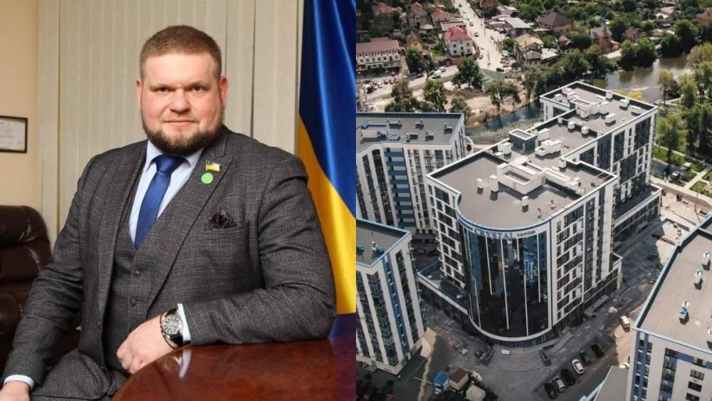 Нардеп Клочко не внес в декларацию пожертвования в пользу своей партии