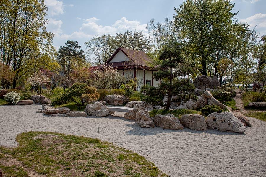 В Киеве чиновники украли деньги на реконструкции парка «Киото»