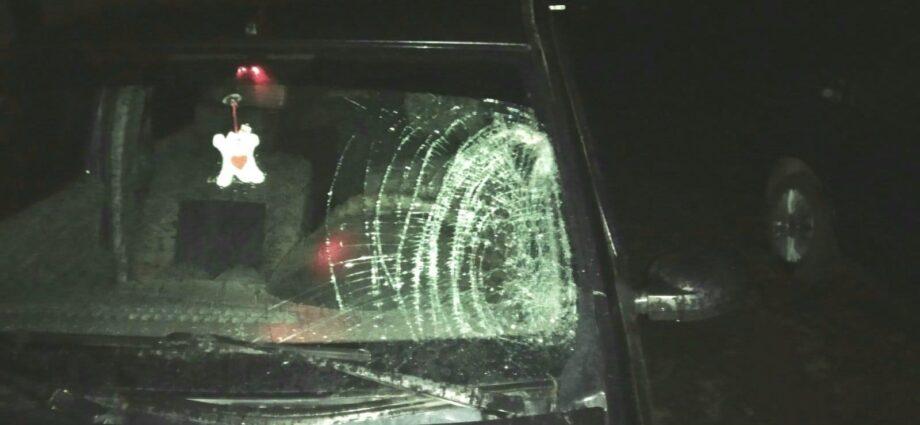 В Гайсине водитель сбил военнослужащего