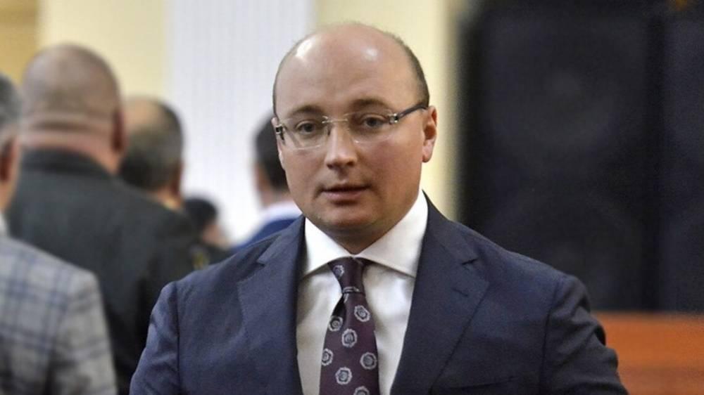 Замминистра юстиции нарушил закон о коррупции
