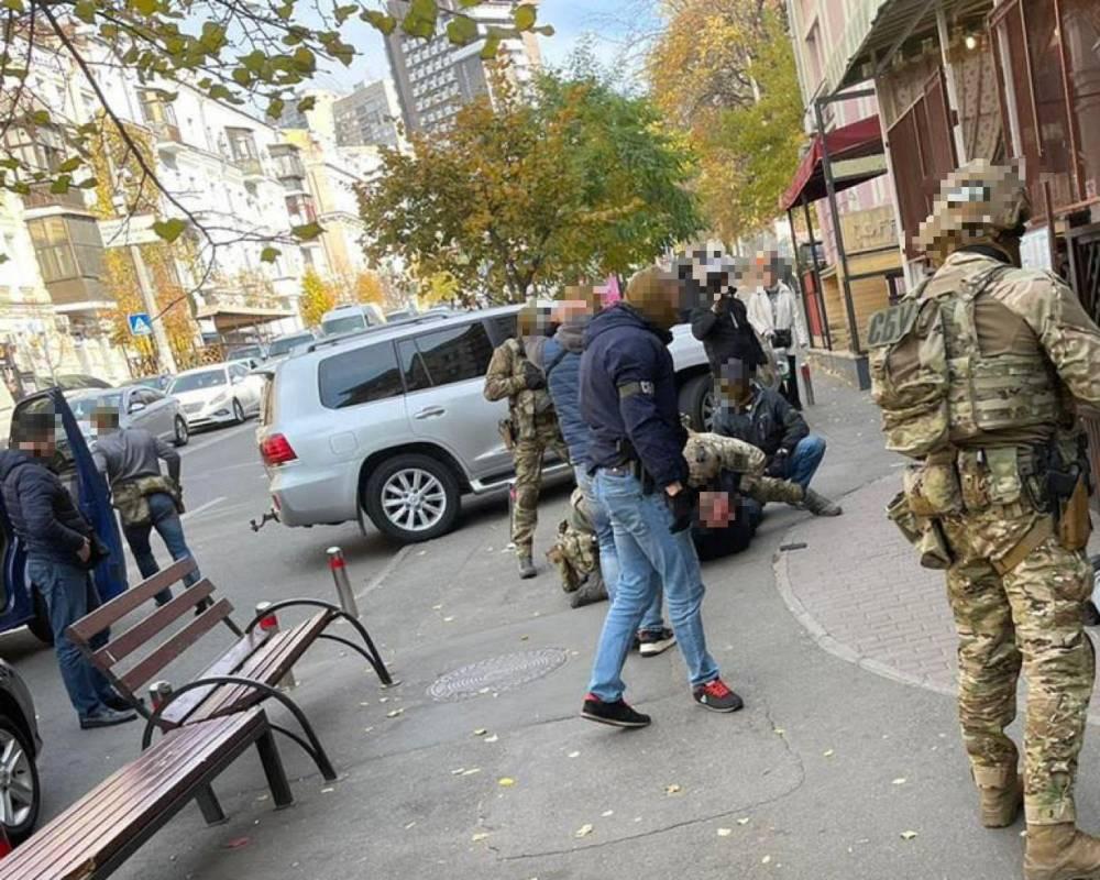 Работникам ГБР вручили подозрение в провокации подкупа