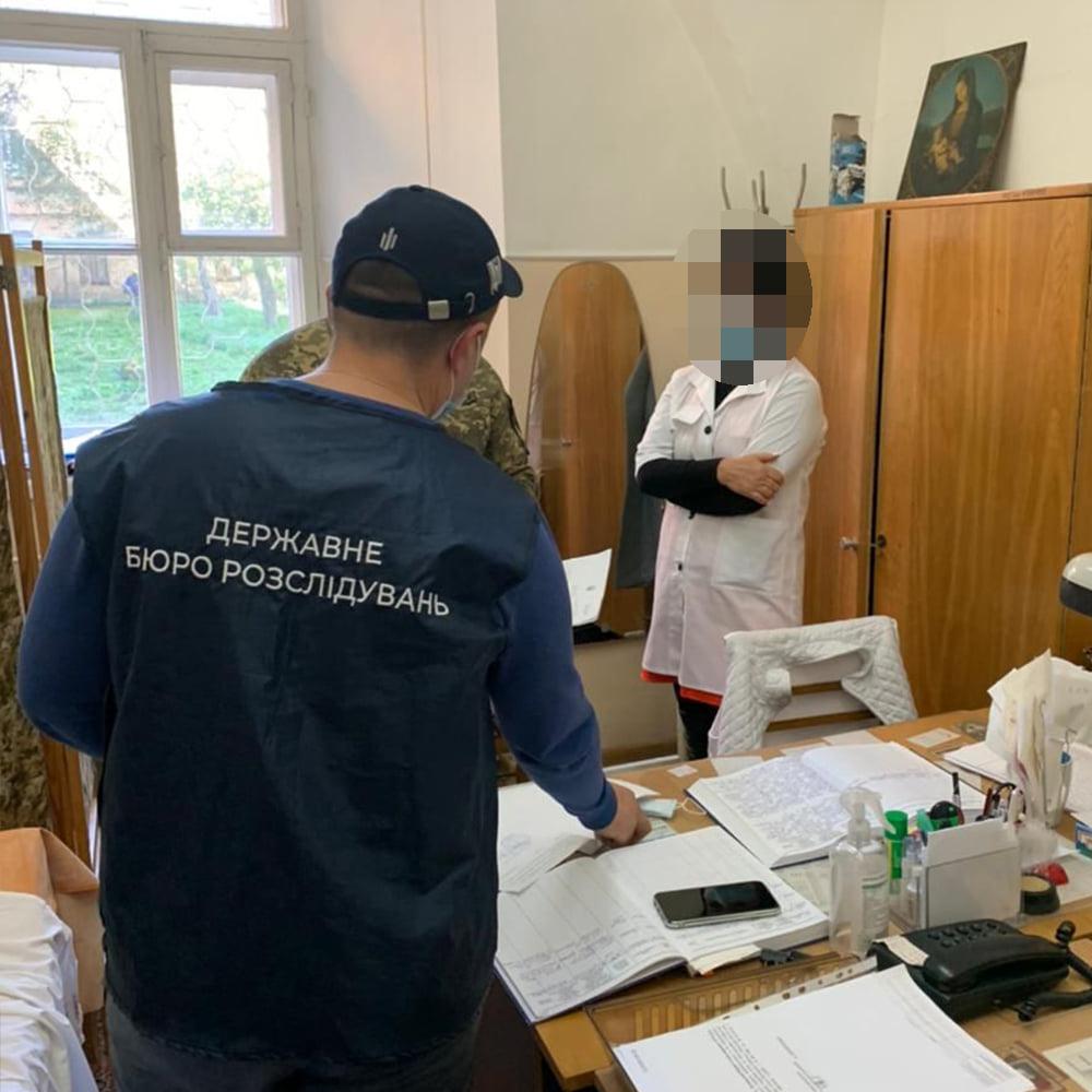 В военном госпитале Киева вымогали взятки у участников ООС