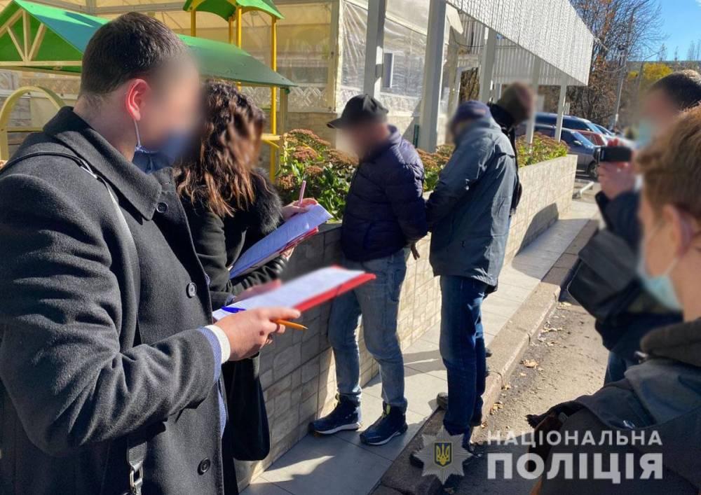 В Святогорске член избиркома попался на взятке