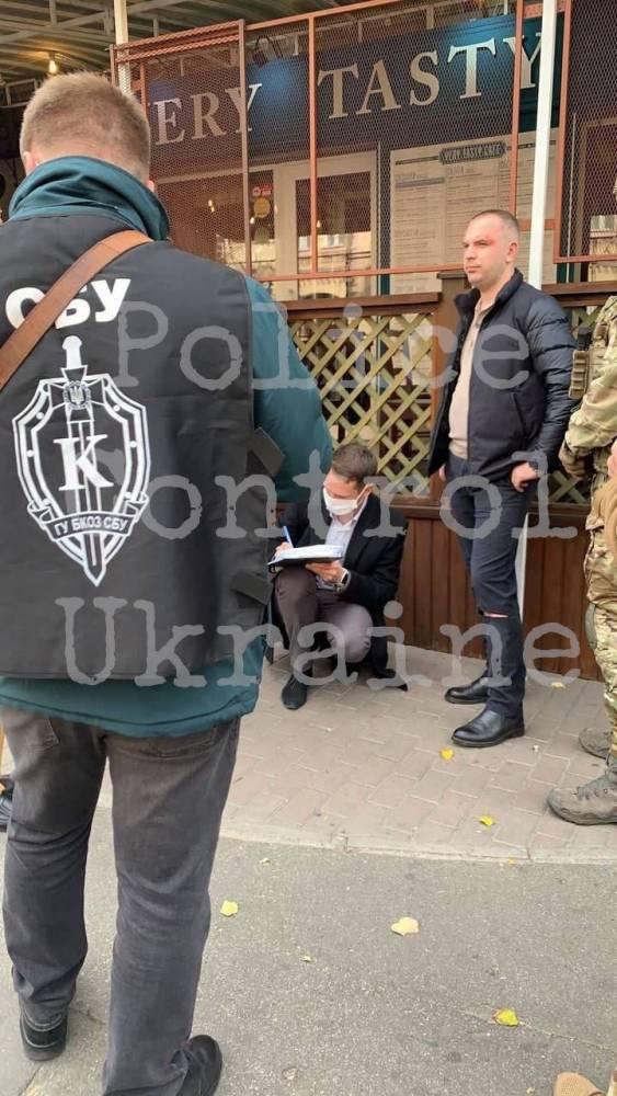 Работника ГБР поймали на провокации подкупа