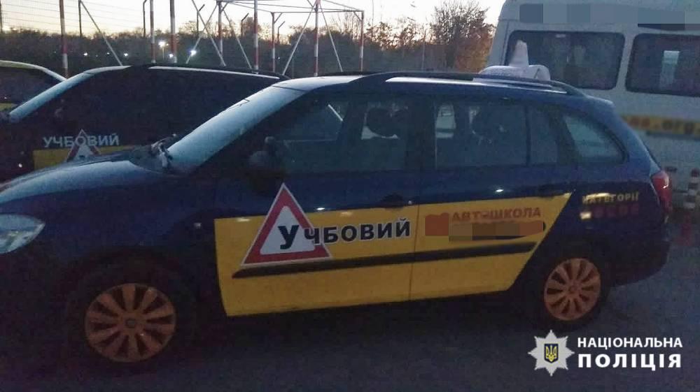 В Запорожье на взятке поймали работника автошкола