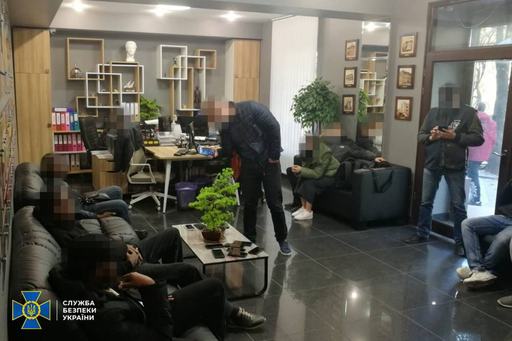 В Украине пресекли незаконную схему легализации иностранцев