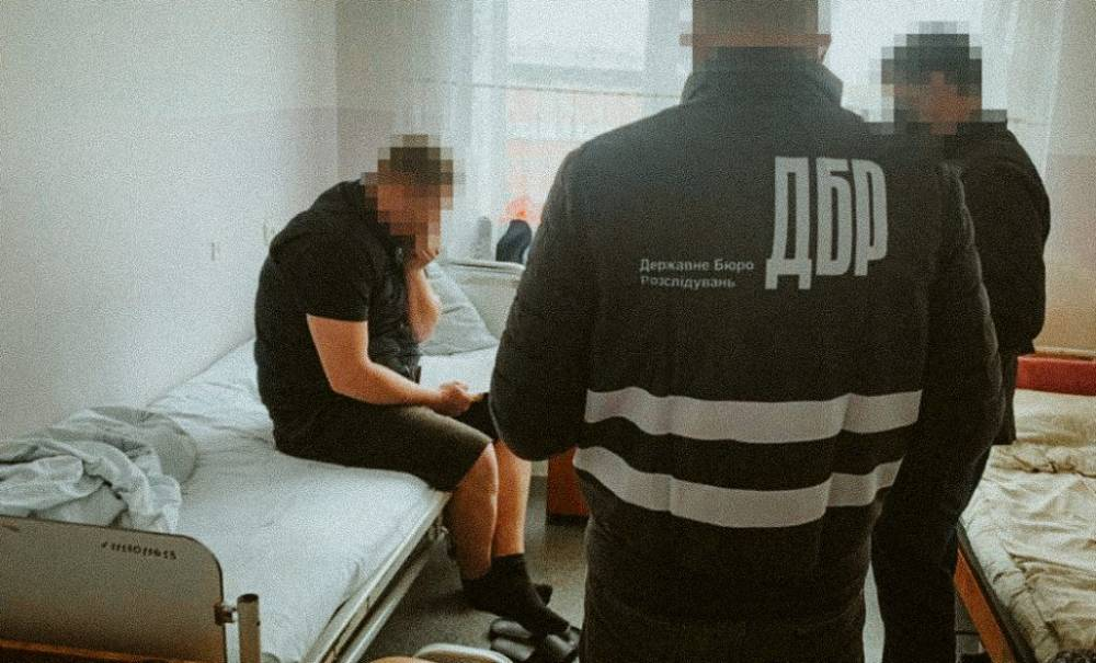 В Сумской области замначальника отделения полиция вымогал взятку у задержанного