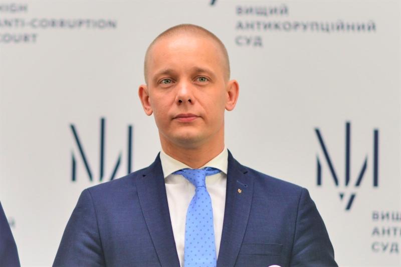 Замглавы Высшего антикоррупционного суда Евгений Крук пользуется незадекларированным имуществом